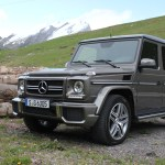Mercedes Benz G Class To Live Through 2015 And Beyond
