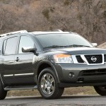 2013 Nissan Armada Review Ratings Specs Prices And Photos The Car Connection