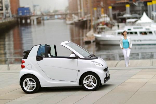 2013 Smart Fortwo Iceshine Brings Exclusivity Niche Market