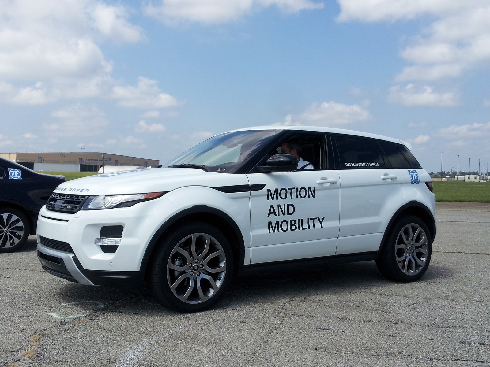 2014 Range Rover Evoque Driving The New Nine Speed Automatic