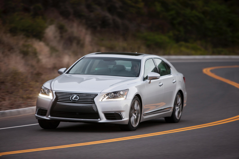 Next Lexus LS To Arrive As 2017 Model Tar Jaguar XJ And