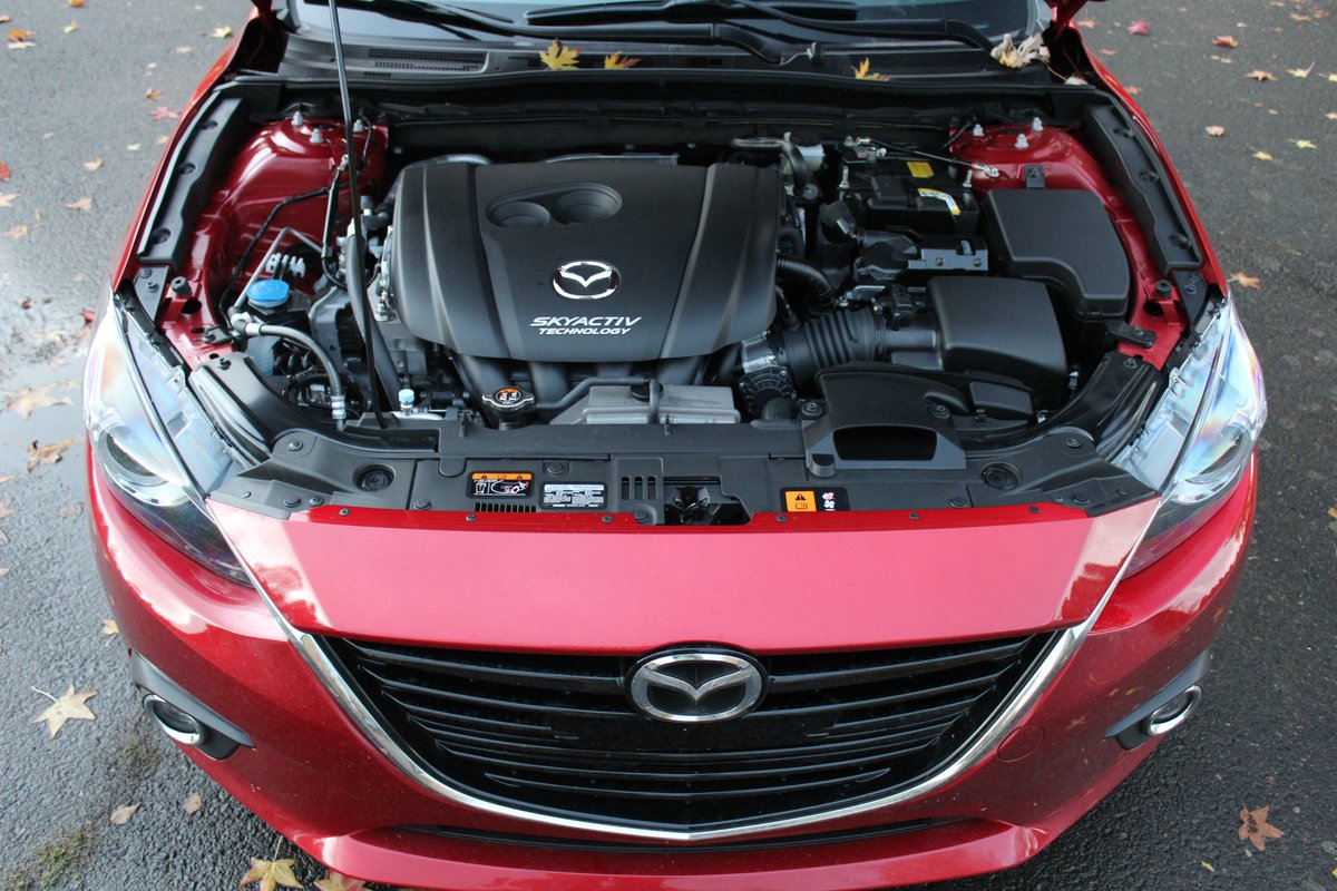 Could Future Mazda Engines Emit Less CO2 Than Electric Cars