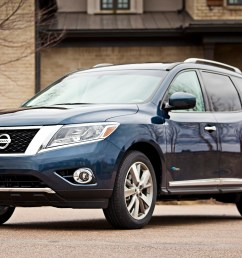 2014 nissan pathfinder finds five star federal safety rating [ 1920 x 1249 Pixel ]