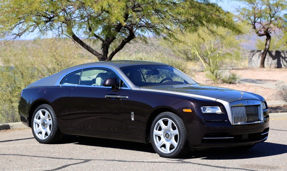 medium resolution of 2014 rolls royce wraith review ratings specs prices and photos the car connection