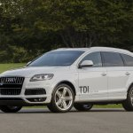 2015 Audi Q7 Review Ratings Specs Prices And Photos The Car Connection