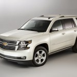 2015 Chevrolet Tahoe Chevy Review Ratings Specs Prices And Photos The Car Connection