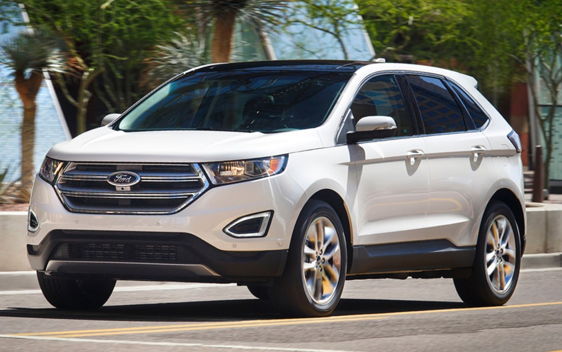 Ford Edge Gas Mileage The Car Connection
