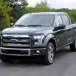 2015 Ford F 150 Review Ratings Specs Prices And Photos The Car Connection