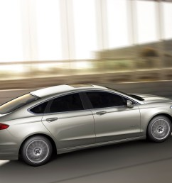 2015 ford fusion review ratings specs prices and photos the car connection [ 1600 x 916 Pixel ]