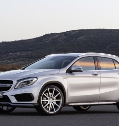 2015 mercedes benz gla class review ratings specs prices and photos the car connection [ 1600 x 1003 Pixel ]
