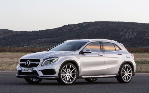 small resolution of 2015 mercedes benz gla class review ratings specs prices and photos the car connection