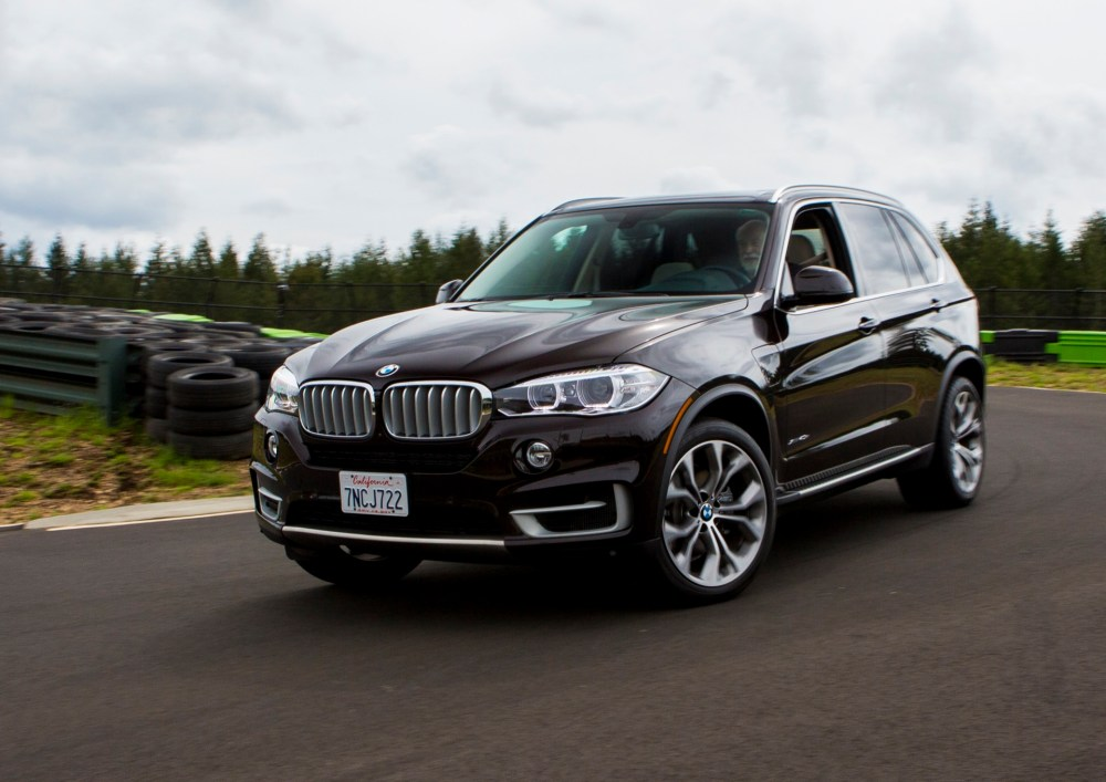 medium resolution of 2016 bmw x5 xdrive40e first drive review