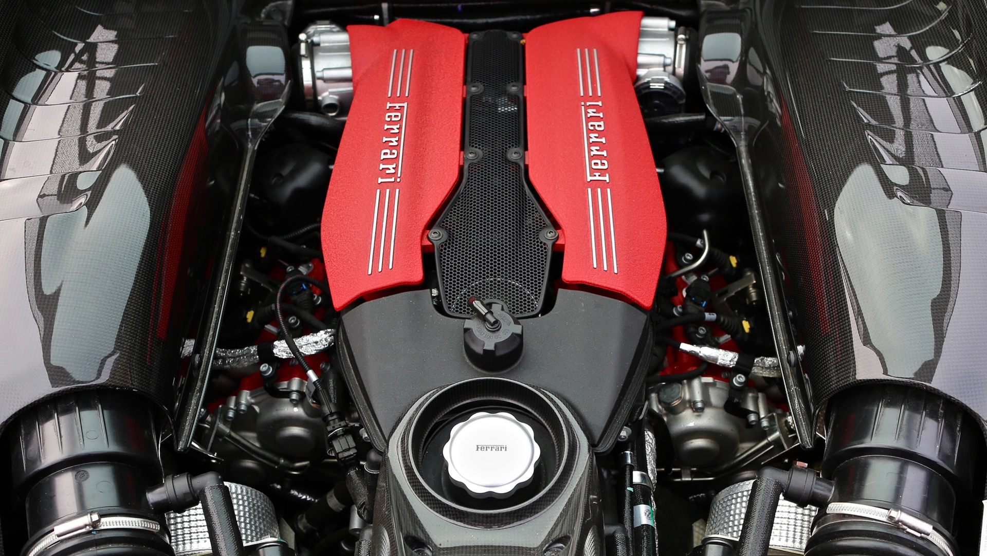 Muscle Cars Mustang Wallpaper Ferrari 488 S V 8 Earns Second Straight International