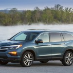 2016 Honda Pilot Review Ratings Specs Prices And Photos The Car Connection