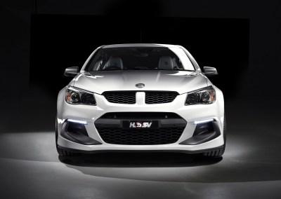 Holden-tuner HSV offers supercharged LSA V-8 on most models