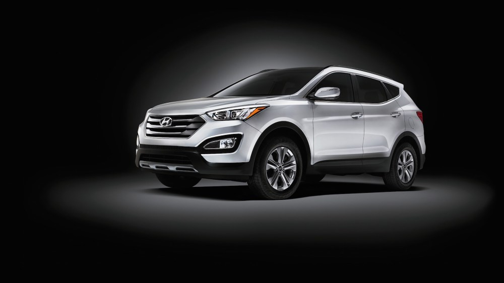 medium resolution of 2016 hyundai santa fe sport review ratings specs prices and photos the car connection