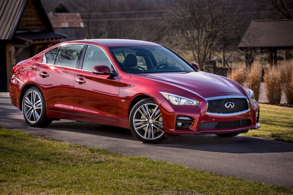 medium resolution of audi 3 0 t 2016 infiniti q50 red sport 400 first drive review