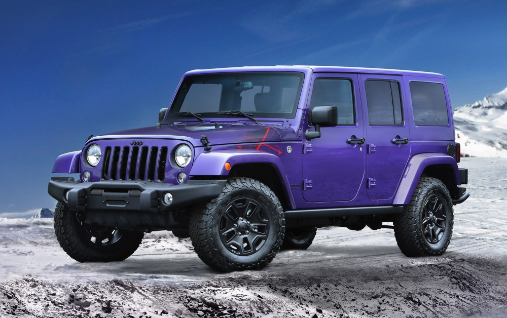 medium resolution of 2018 jeep wrangler jk review ratings specs prices and photos the car connection