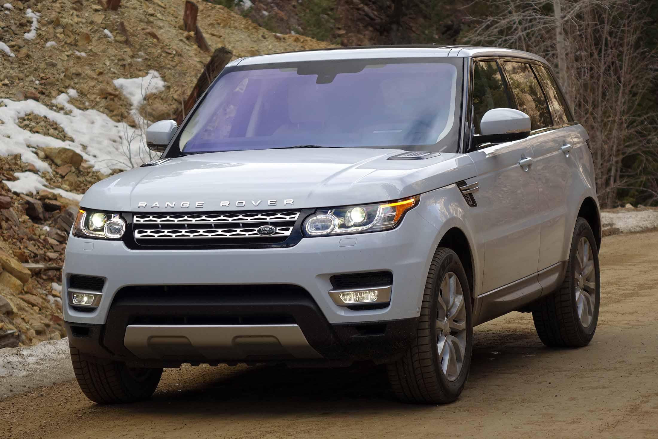 2016 Range Rover Sport sel VW jobs Faraday Future bond