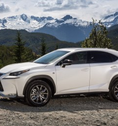 2016 lexus nx review ratings specs prices and photos the car connection [ 1920 x 1286 Pixel ]