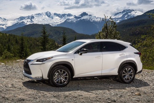 small resolution of 2016 lexus nx review ratings specs prices and photos the car connection