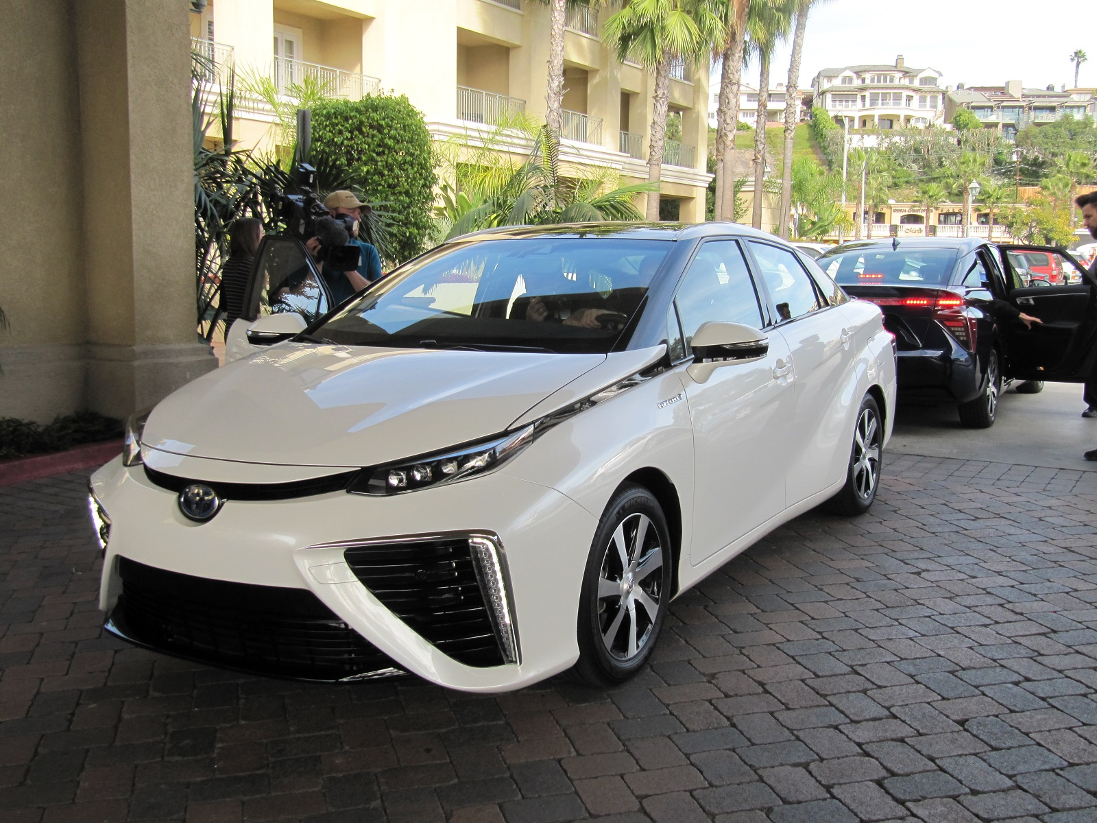 Workplace Charging Hydrogen Car Tax Credit Exhaust Powered