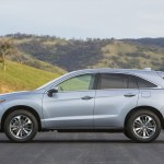 2017 Acura Rdx Review Ratings Specs Prices And Photos The Car Connection