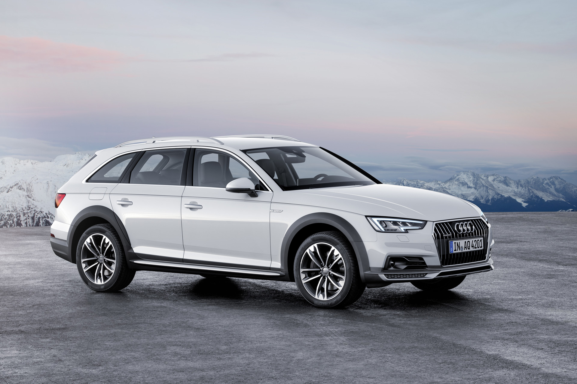 hight resolution of a4 allroad