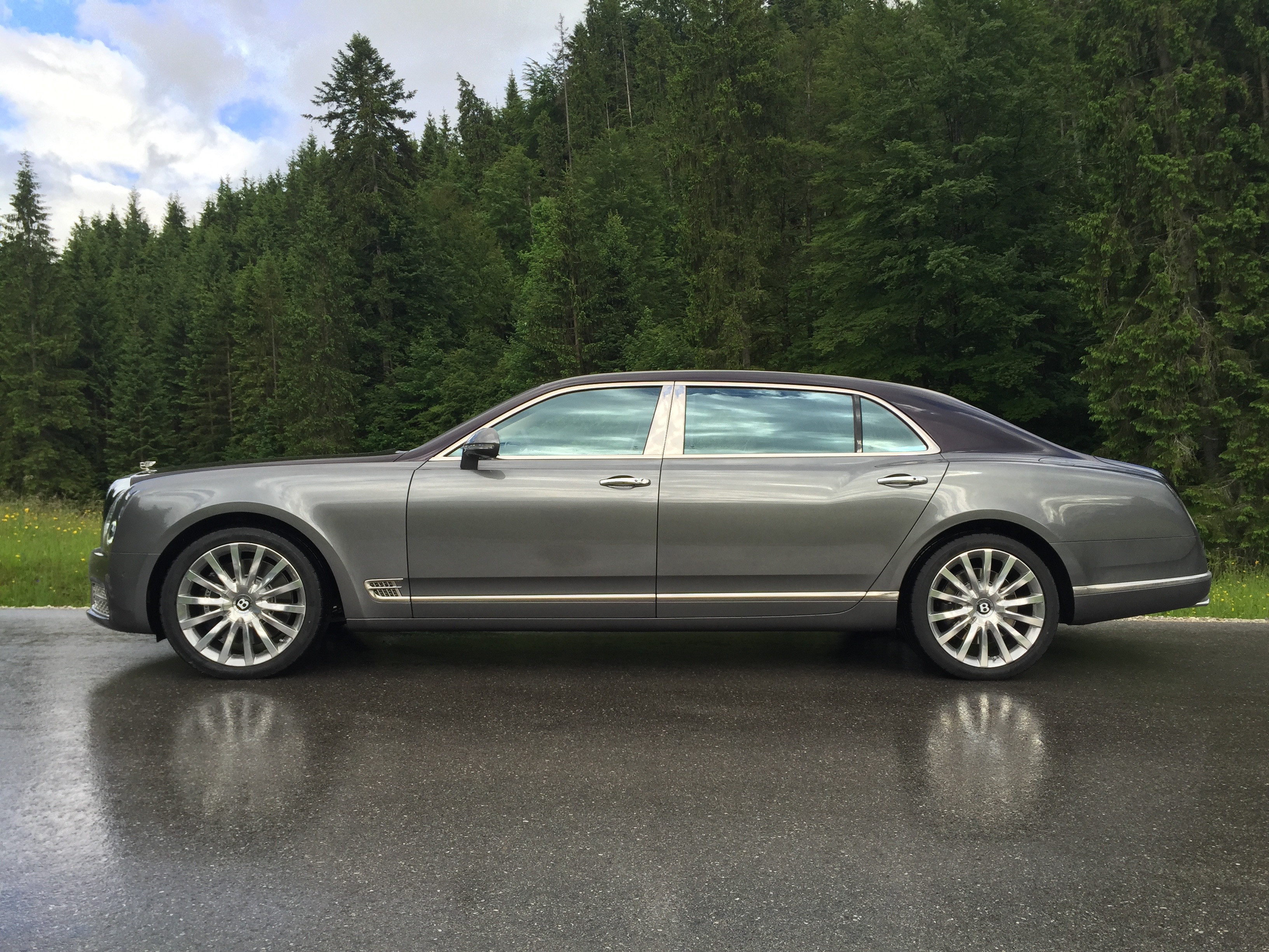 2017 Bentley Mulsanne Review Ratings Specs Prices And