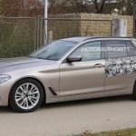 2017 Bmw 5 Series Sports Wagon Touring Spy Shots