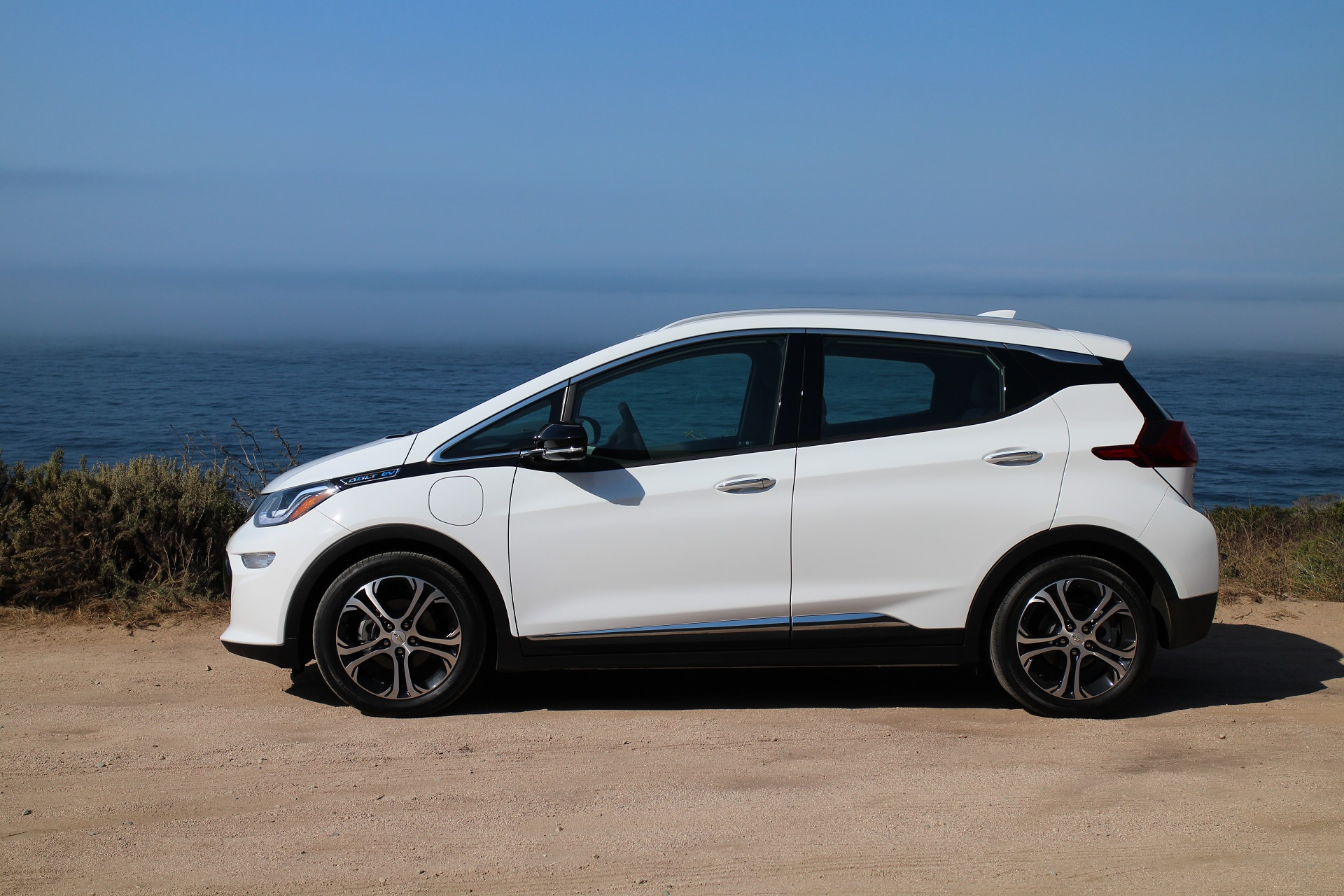 2016 Chevrolet Volt Will Offer 53 Miles Of Electric Range Ignition Gm Ballast Resistor Wiring Diagram Chevy Bolt Ev Car Shows Can Do Silicon Valley
