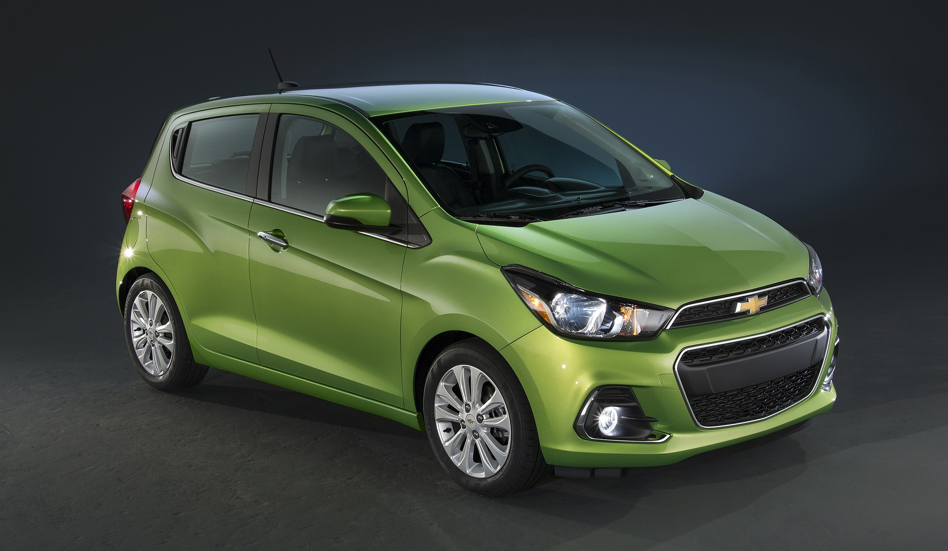 2017 Chevrolet Spark Chevy Styling Review The Car