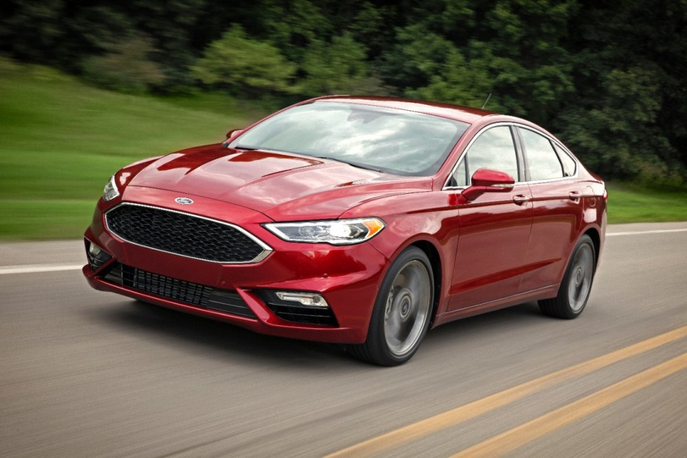medium resolution of 2017 ford fusion compare cars