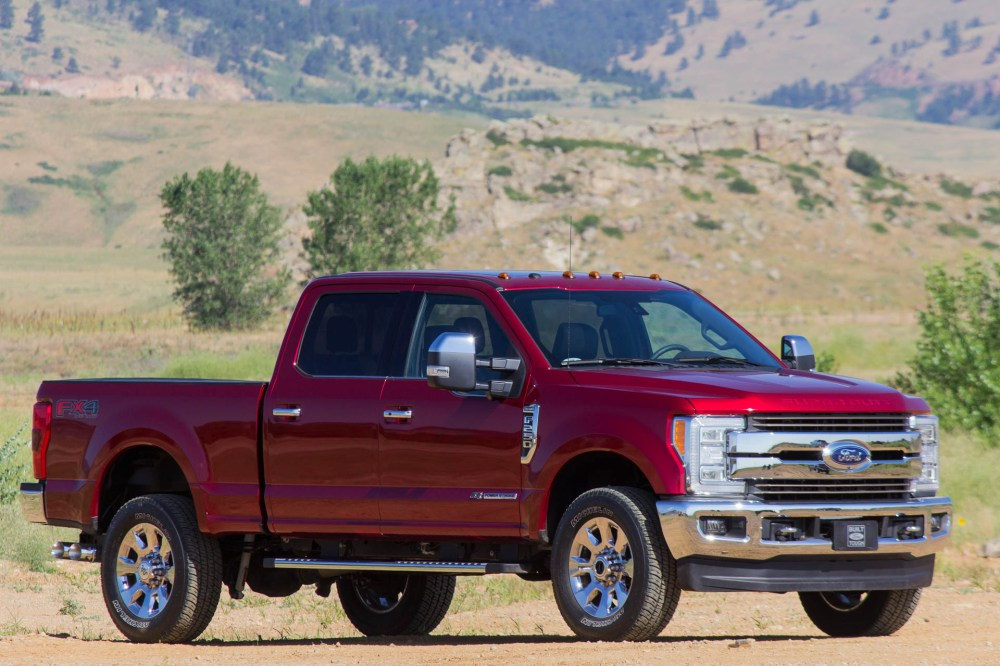 medium resolution of does it matter that the new 2017 ford super duty is aluminum like the f 150