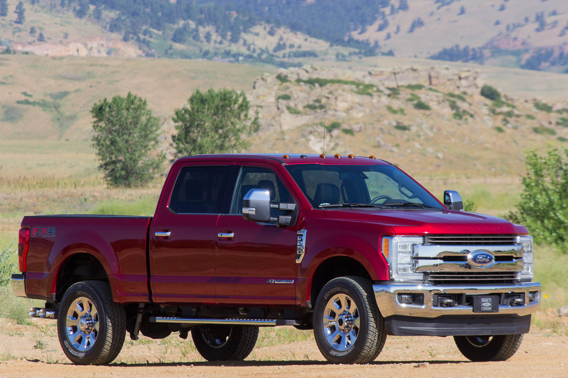 hight resolution of does it matter that the new 2017 ford super duty is aluminum like the f 150