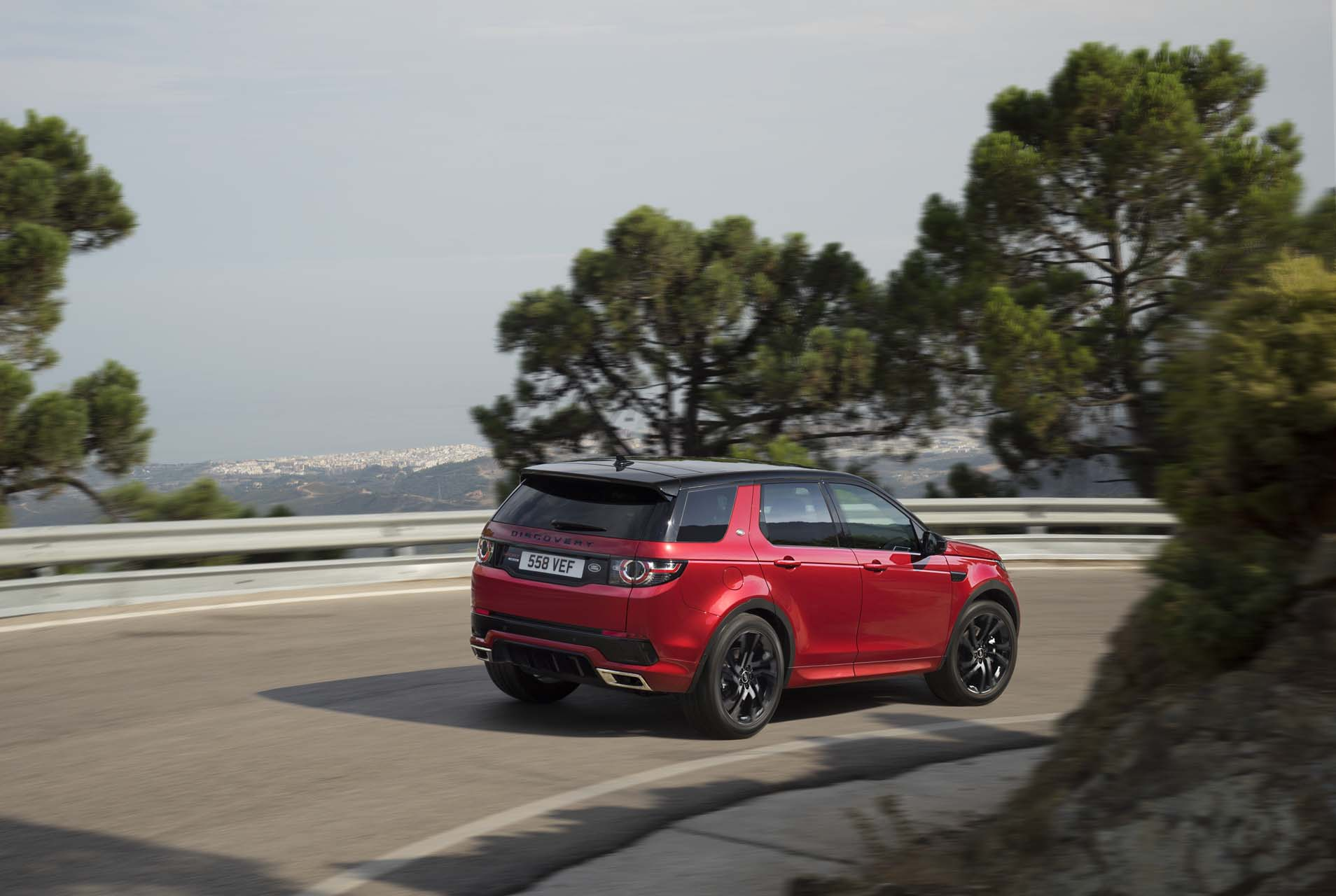 2017 Land Rover Discovery Sport Performance Review The Car