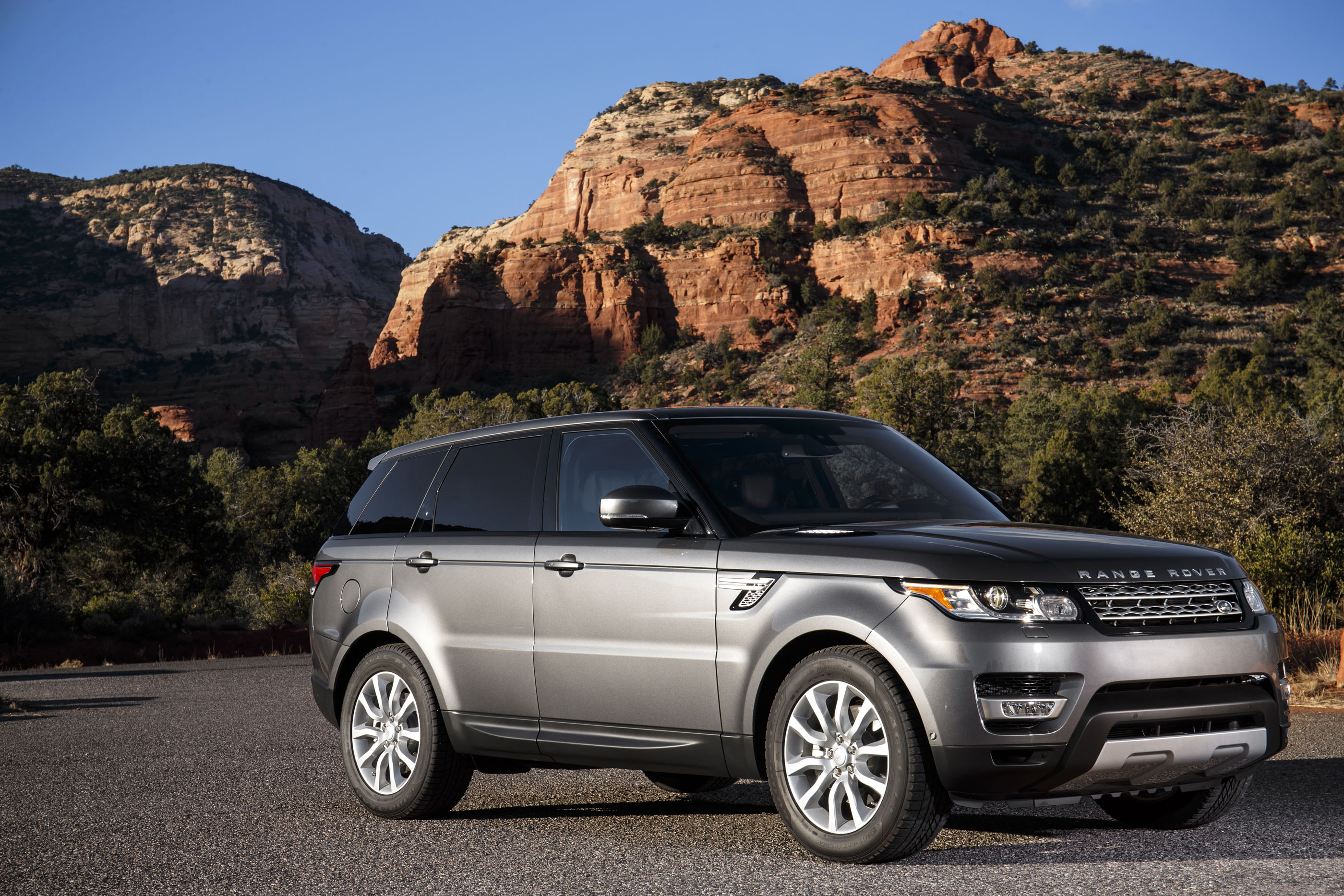 2017 Land Rover Range Rover Sport Gas Mileage The Car Connection