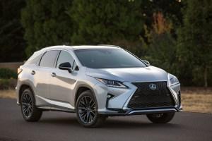 2017 Lexus RX 350 Features Review  The Car Connection