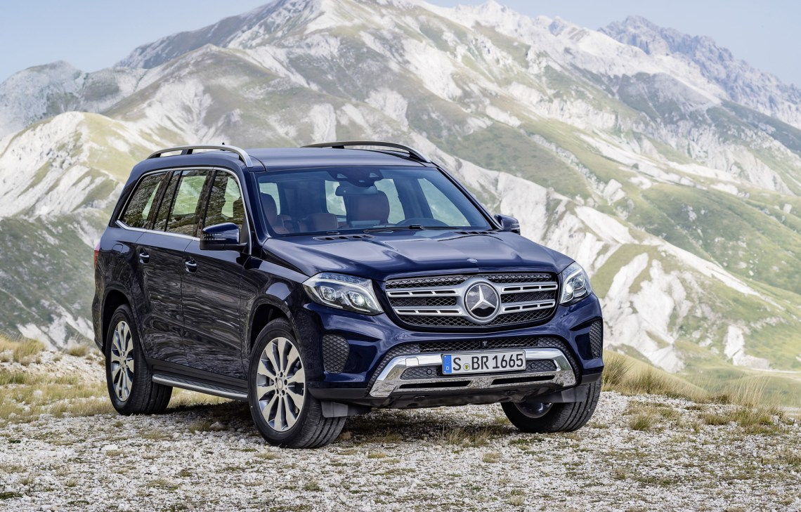 mercedes-benz gl-class phased out with arrival of 2017 gls