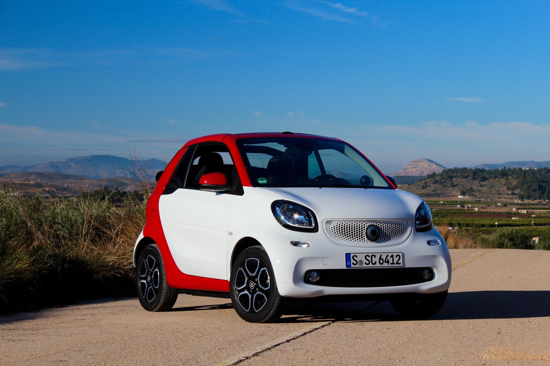 2017 Smart Fortwo Cabriolet First Drive