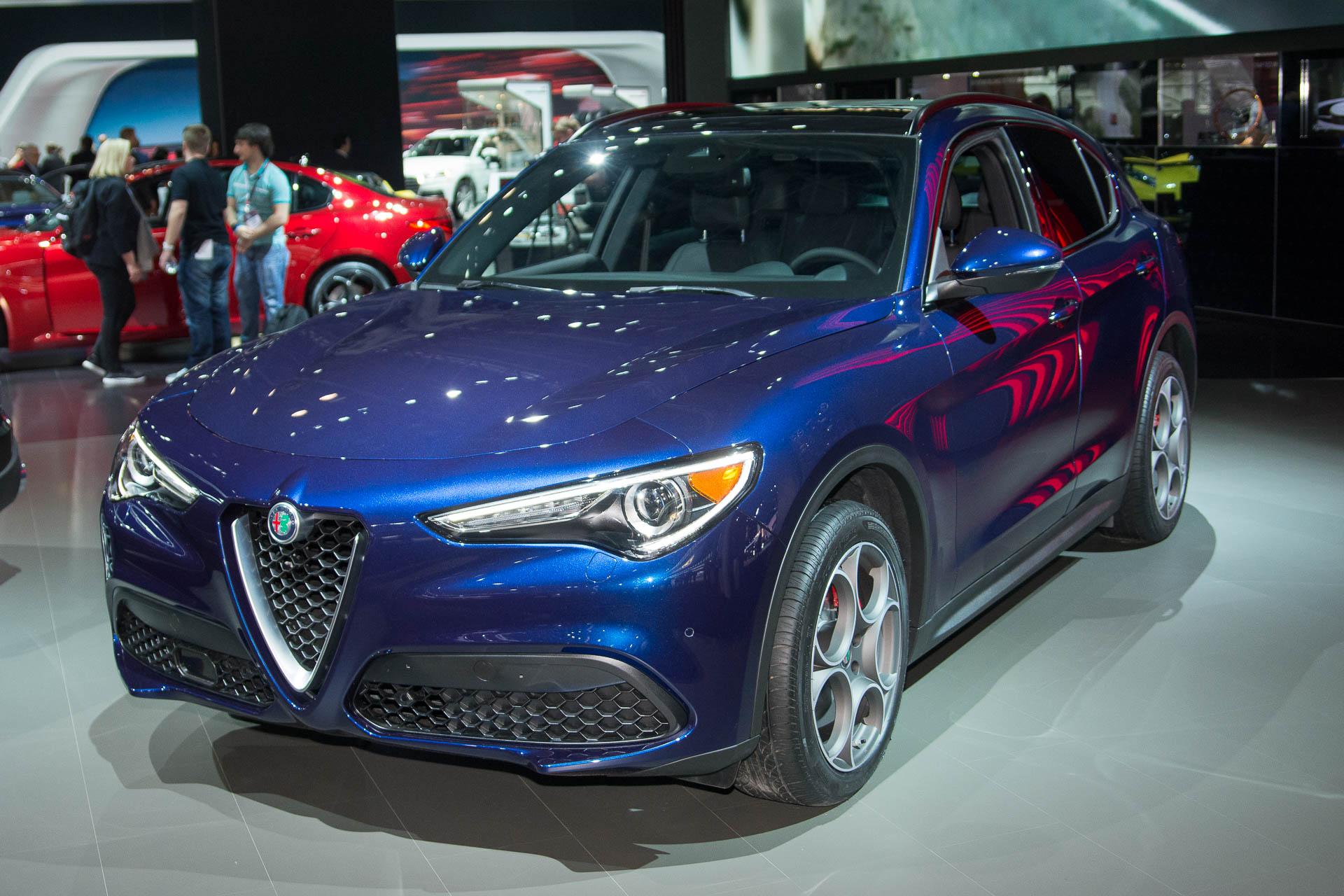 2018 Alfa Romeo Stelvio Preview