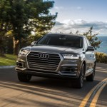 2018 Audi Q7 Review Ratings Specs Prices And Photos The Car Connection
