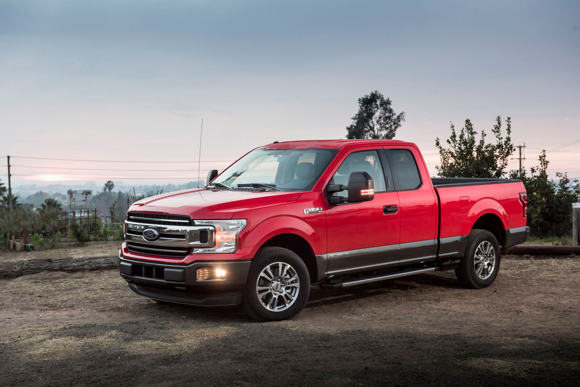 hight resolution of 2018 ford f 150 power stroke first drive diesel the not so efficient way