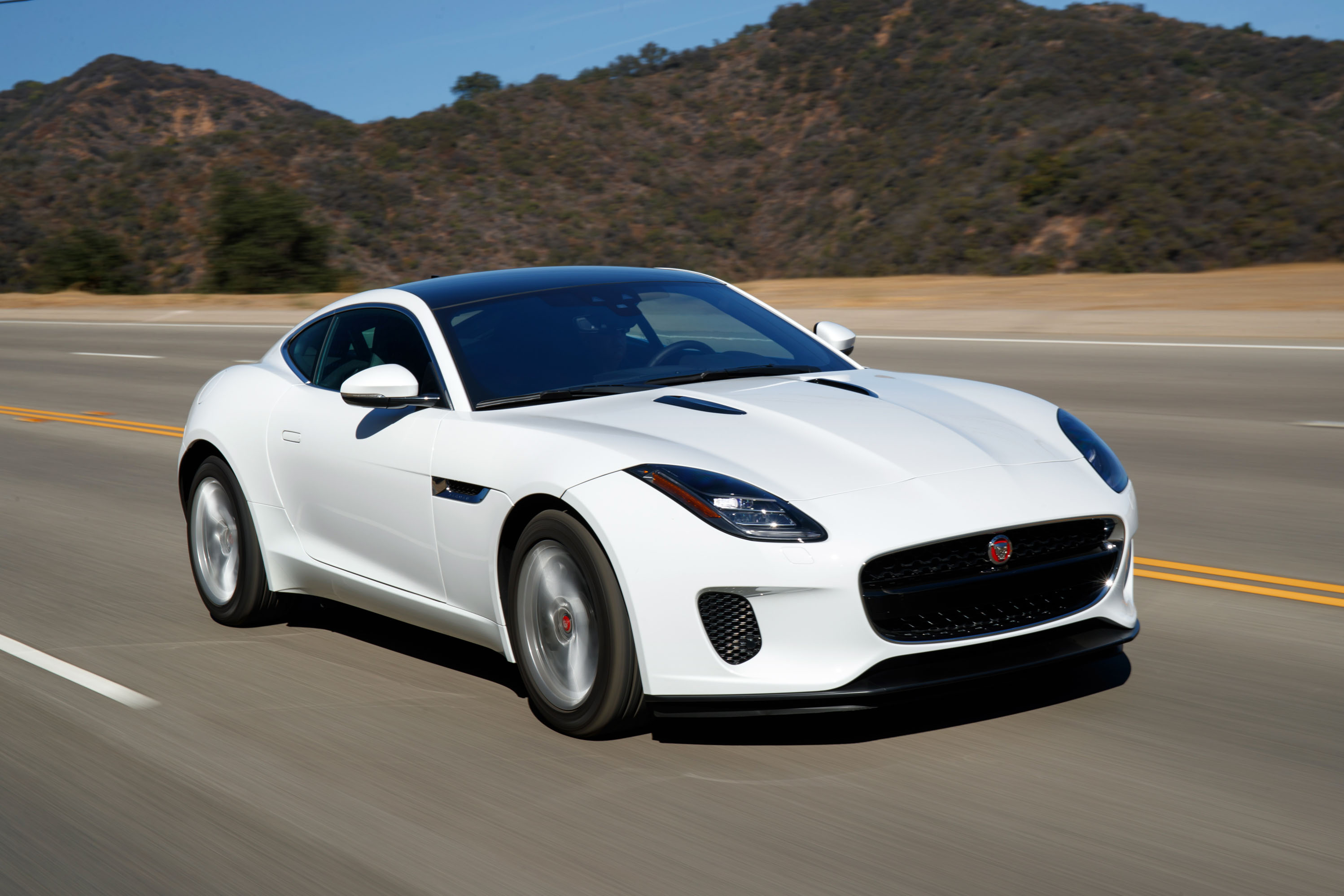 2018 Jaguar Ftype First Drive Review Fulfilling The Mission