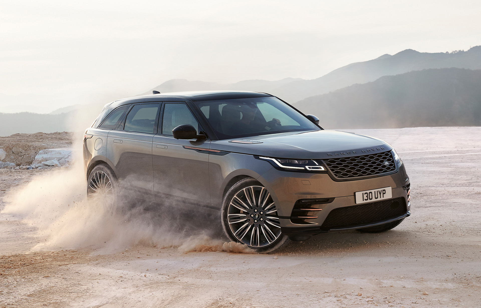 Does Range Rover Velar preview Jaguar I Pace electric car dash