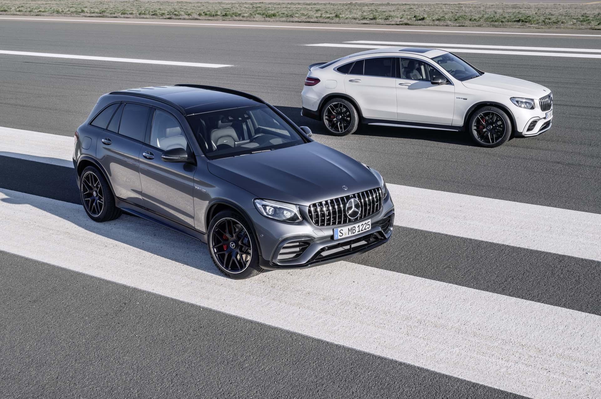 2018 Mercedesbenz Glc Class Review, Ratings, Specs