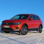 2018 Volkswagen Tiguan Preview Drive