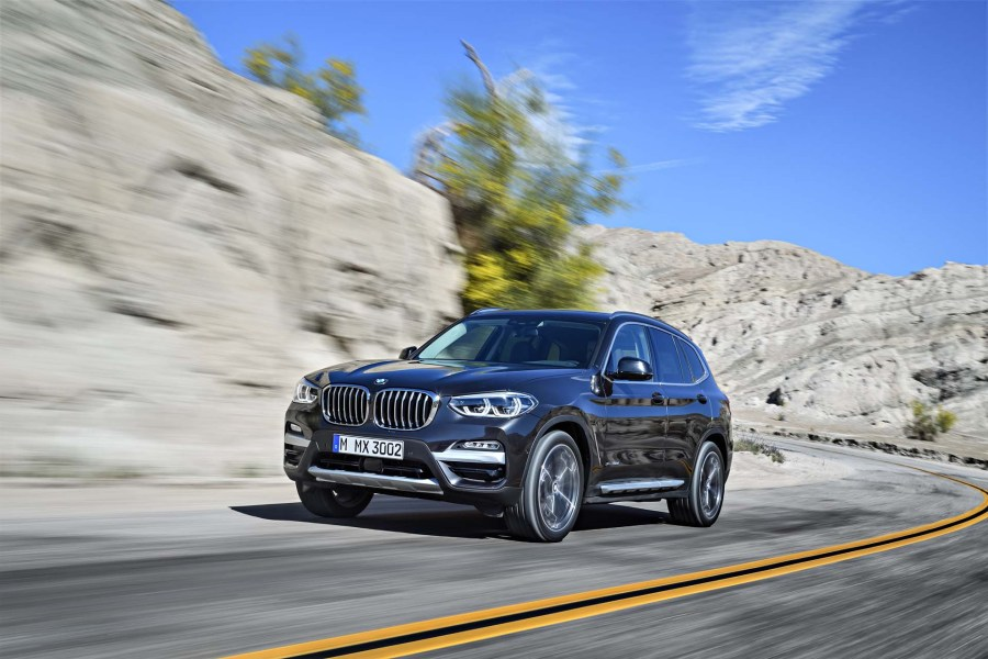 2019 BMW X3 Review, Ratings, Specs, Prices, and Photos ...