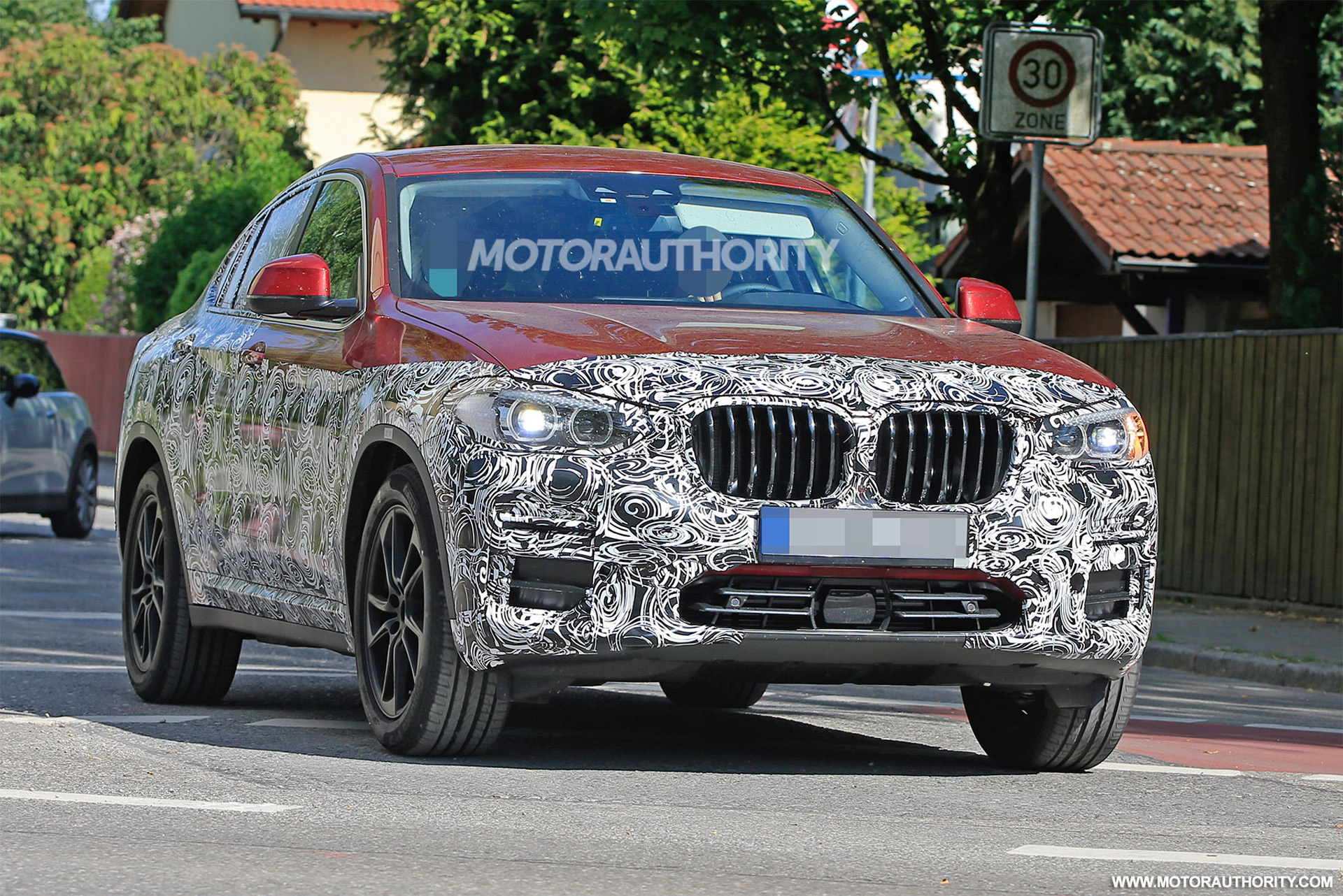 2019 Bmw X4 Spy Shots And Video