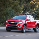 2019 Chevrolet Colorado Chevy Review Ratings Specs Prices And Photos The Car Connection